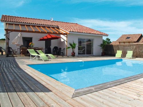 Ferienhaus Montalivet 140S : Guest accommodation near Grayan-et-l'Hôpital
