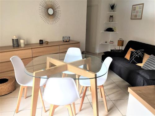 La coquille : Apartment near Palavas-les-Flots