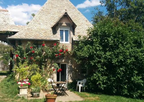 Le Four à Pain : Guest accommodation near Lauresses