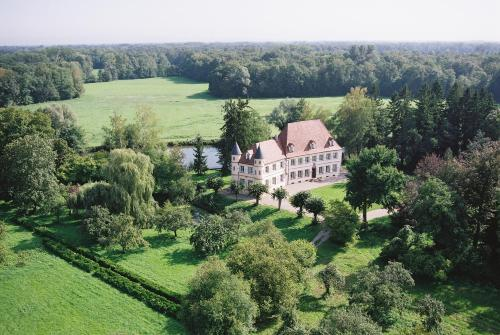 Château De Werde : Guest accommodation near Daubensand