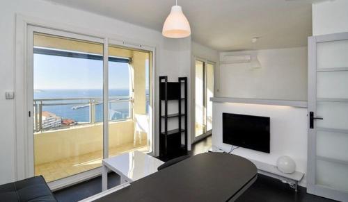 T1 Vue Panoramique Mer & Iles Frioul : Apartment near Marseille 7e Arrondissement