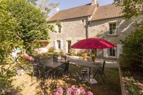 L'annexe du marais : Guest accommodation near Saint-Manvieu-Norrey