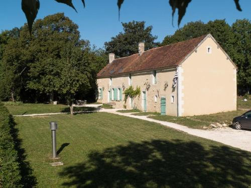 La Biche de Forterre : Guest accommodation near Saint-Vérain