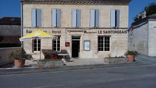 Le Saintongeais : Hotel near Biron