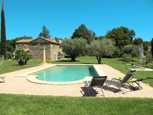 Mas Magot 180S : Guest accommodation near Monteils