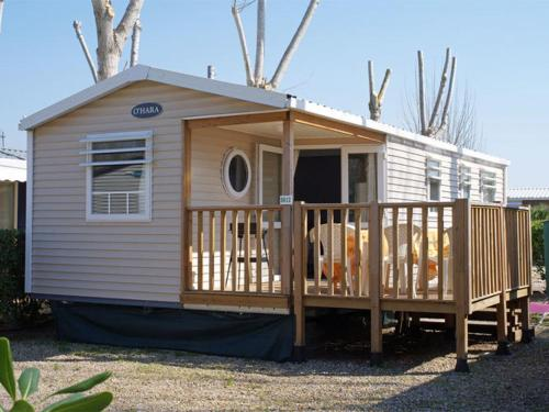 Les Jardins d'Elsa SCLII 6p : Guest accommodation near Vias