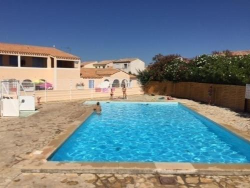 House Hacienda 4 : Guest accommodation near Le Barcarès