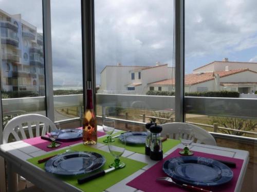 Apartment Surcouf 1 : Apartment near Saint-Gilles-Croix-de-Vie