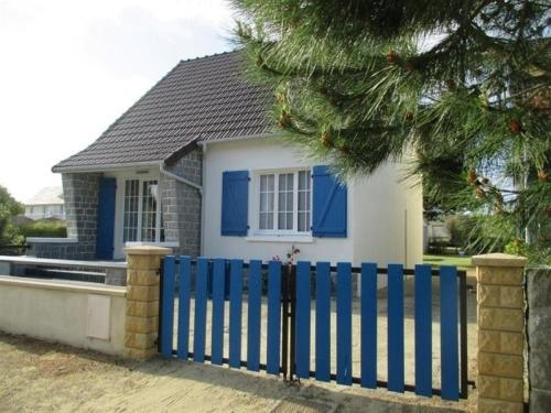 House Kairon plage, maison independante avec jardin : Guest accommodation near Saint-Pierre-Langers