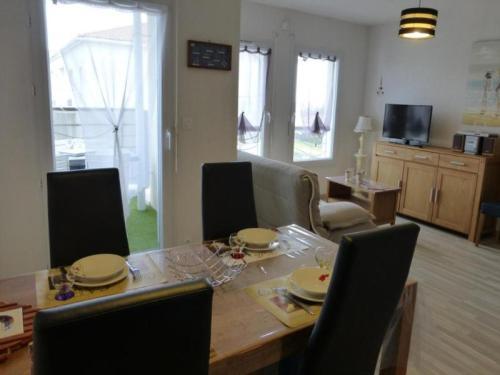 Apartment Tellines : Apartment near Saint-Gilles-Croix-de-Vie