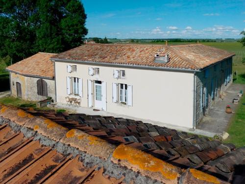 La Petite Barrière : Guest accommodation near Chaunac