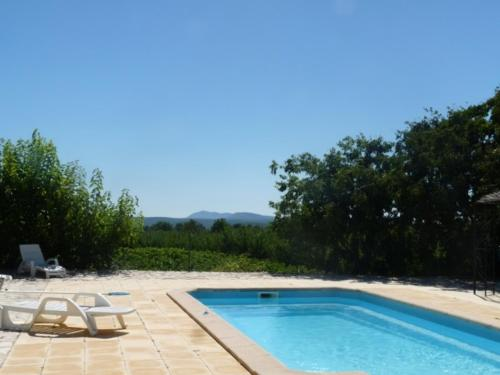 Holiday home Pouzol : Guest accommodation near Orgnac-l'Aven