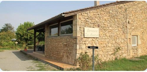 Holiday home les messauts : Guest accommodation near Gajac