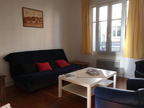Granville Plat Gousset : Apartment near Longueville