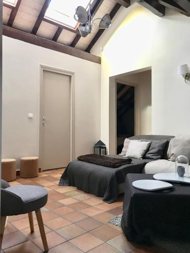 House 15 minutes from Geneva : Guest accommodation near Clarafond-Arcine