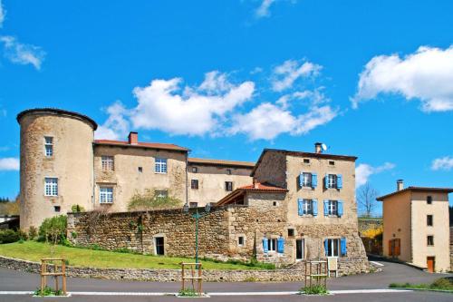 Ferienwohnung Saint-Bonnet-le-Chastel 150S : Apartment near Sauvessanges