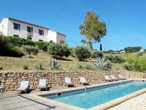 Ferienhaus mit Pool Ollioules 135S : Guest accommodation near Évenos