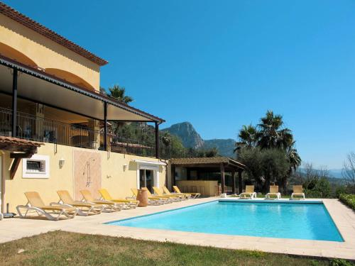 ;Villa Isabella 120S : Guest accommodation near Coursegoules