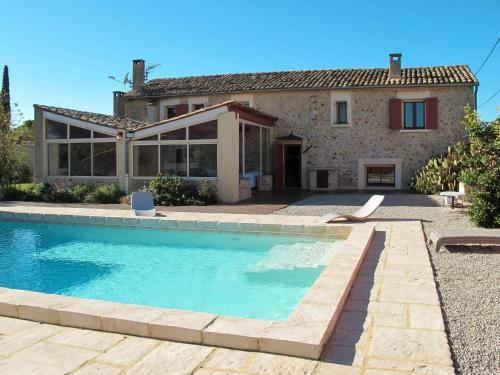 Ferienhaus mit Pool Oraison 100S : Guest accommodation near Puimichel