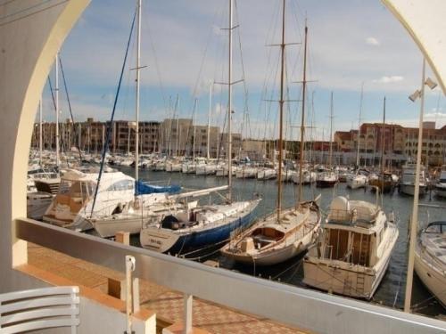 Rental Apartment Terrasses De La Mediterranee 1 2 : Apartment near Fitou