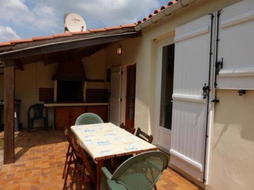 House Bretignolles sur mer - 6 pers, 55 m2, 3/2 : Apartment near Givrand