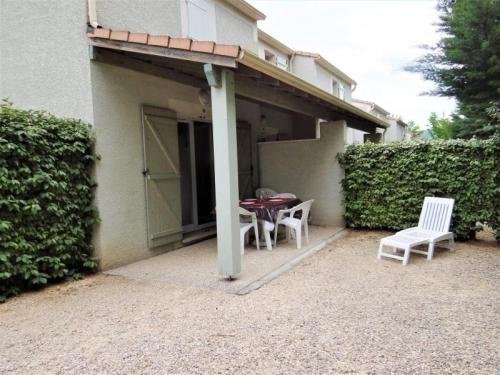 House Vallon pont d arc - 6 pers, 50 m2, 3/2 : Guest accommodation near Le Garn