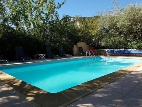 Apartment Vallon pont d arc - 8 pers, 140 m2, 6/4 : Guest accommodation near Le Garn