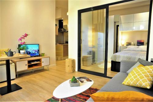 Le Belloy : Apartment near Cassis