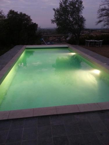 Villa Sun And Beautiful Views Of Gardon : Guest accommodation near Dions