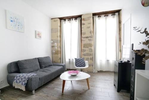 Appartement du Musée : Apartment near Saint-Nicolas-la-Chapelle