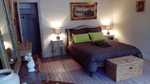 La Maison du Pecheur : Guest accommodation near Honfleur
