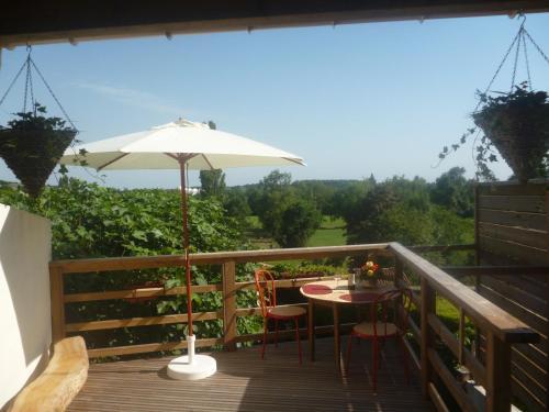 Chez Alouette : Guest accommodation near Jonzac