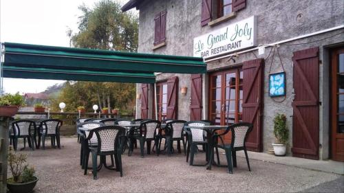 Le Grand Joly : Guest accommodation near Laval
