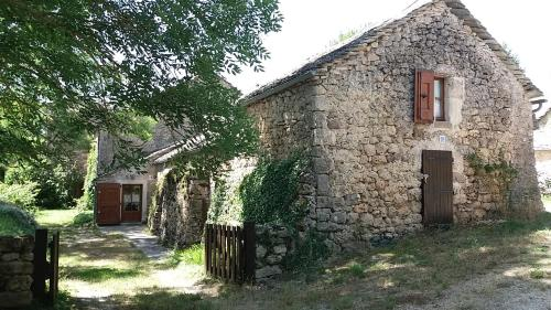 Le Passé Composé : Guest accommodation near La Roque-Sainte-Marguerite