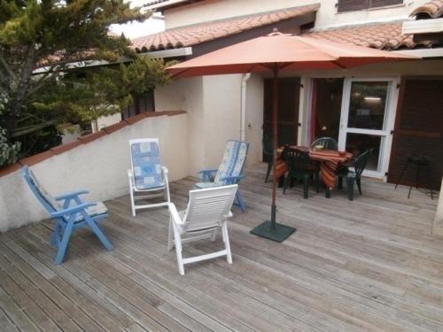 Villa ATLANTIQUE V - Seignosse Le Penon : Guest accommodation near Seignosse
