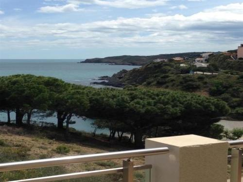 Apartment Appartement f3 moderne, vue sur mer, wifi, ascenseur, terrasse et parking : Apartment near Banyuls-sur-Mer