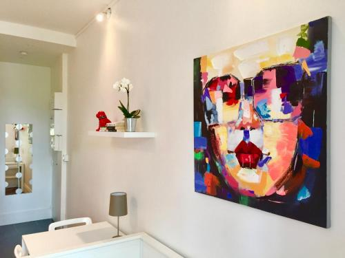 Studio Charlemagne : Apartment near Oullins