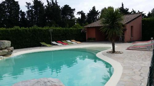 Mas 830 : Guest accommodation near Châteaurenard