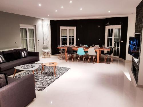 Gite des Frères- Villa 2 : Guest accommodation near Scharrachbergheim-Irmstett