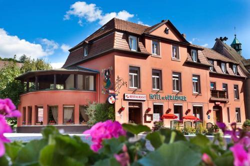 Hotel De Gerardmer : Hotel near Soultzeren