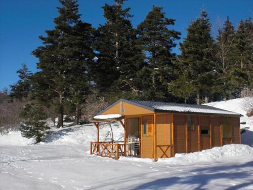 Espace Nature Sabatoux : Guest accommodation near Borée
