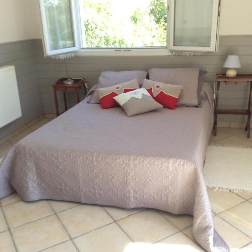 Chez la Guette : Bed and Breakfast near Nollieux