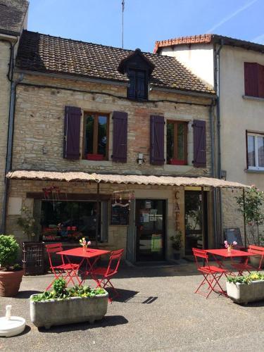 Les Hirondelles : Guest accommodation near Rampoux