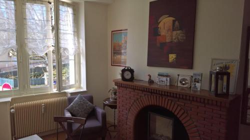 L'authentique : Apartment near Meloisey