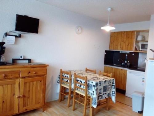 Apartment Studio cabine pour 2/4 pers au pied des pistes : Apartment near Saint-Donat