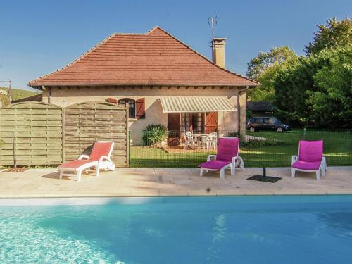 Villa Aubas : Guest accommodation near Beauregard-de-Terrasson