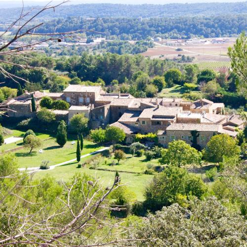 Mas la Buissonniere : Guest accommodation near Collorgues