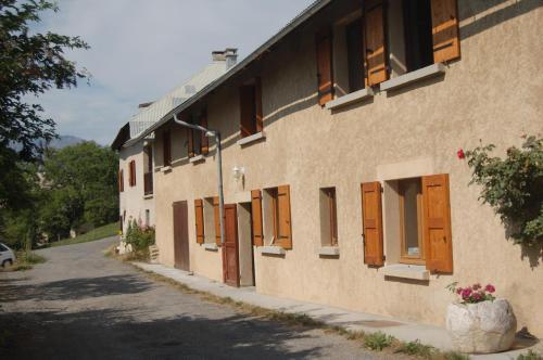 Kairos : Guest accommodation near Saint-André-d'Embrun