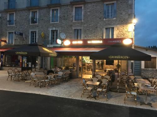 La pergola : Bed and Breakfast near Fraisse-sur-Agout