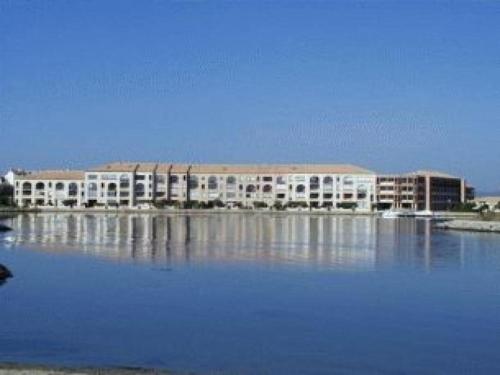 Apartment Marina soleil bleu 3 : Apartment near Saint-Hippolyte